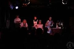 Krimilesung (untermalt mit Hildegards kulinarischen und Wilma & the Po'Boys musikalischen Leckerbissen) 18.11.2010
