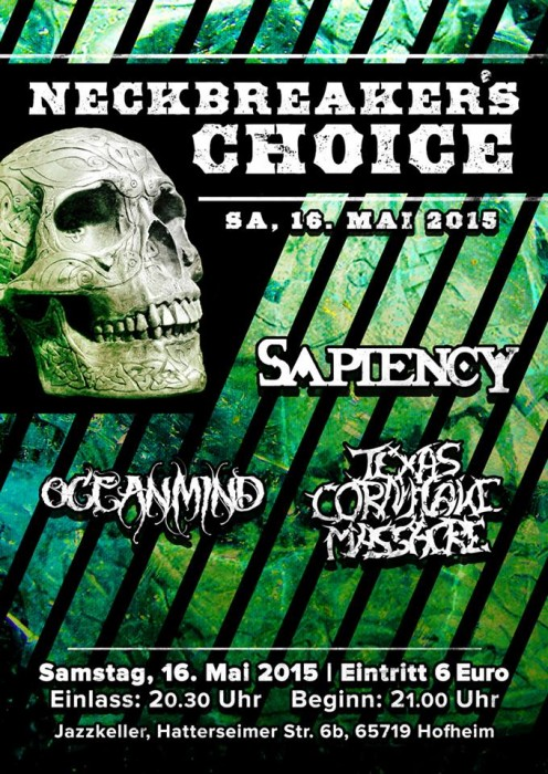 Flyer Neckbreakers Choice